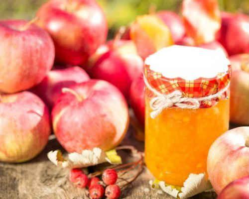 джем из яблок простой рецепт