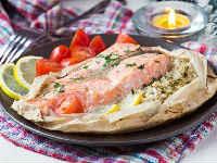 Форель в духовке - самые вкусные рецепты запекания рыбы