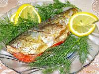 Скумбрия с лимоном в духовке - вкусные рецепты запекания