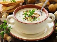 рецепты грибного супа-пюре