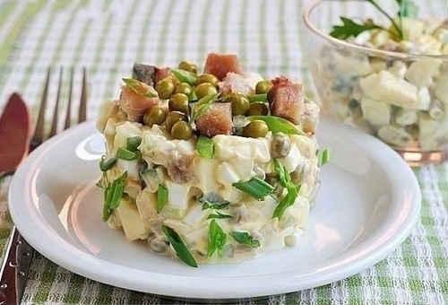 салат рецепты