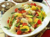 как приготовить салат с селедкой