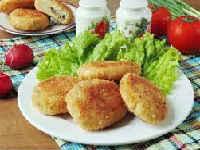 Картофельные котлеты из пюре - рецепты на сковороде и в духовке