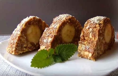 колбаса из печенья домашний рецепт