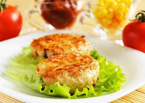 куриные котлеты рецепт с сыром