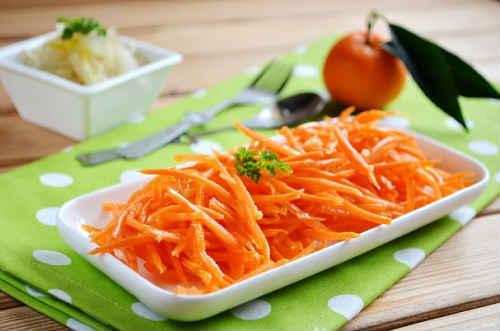 морковка по-корейски домашний рецепт