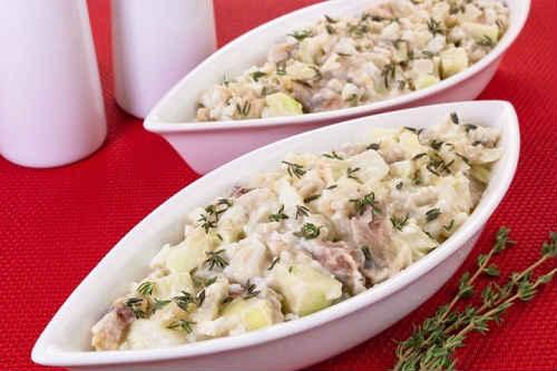 салаты с селедкой рецепты