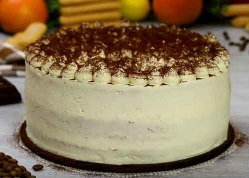 торт тирамису классический
