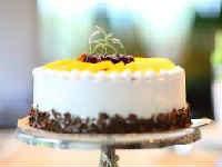 как приготовить пломбирный крем для торта