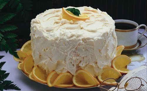крем пломбир для пропитки торта