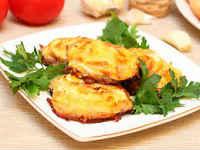 Курица, запеченная с ананасами в духовке - лучшие рецепты