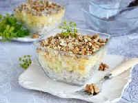 Салаты с копченой курицей и ананасами - вкусные и простые рецепты