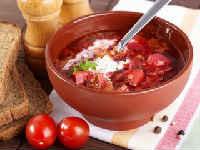 Борщ - классические рецепты с мясом говядины, свинины, курицы