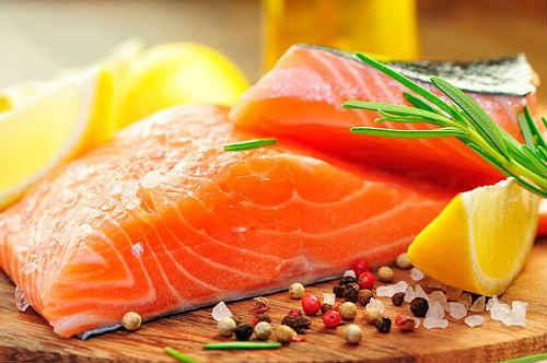 красная рыба рецепты
