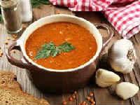 рецепты приготовления супа с чечевицей