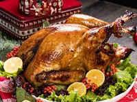 Индейка в духовке в фольге - рецепты запекания сочной голени, бедра, крыльев, целиком