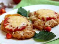 Куриные отбивные на сковороде - рецепты сочных отбивных из филе грудки