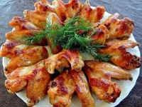 Как вкусно приготовить куриные крылышки - рецепты в духовке, на сковороде