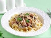 паста альфредо классический рецепт