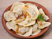 постные вареники рецепт с картошкой