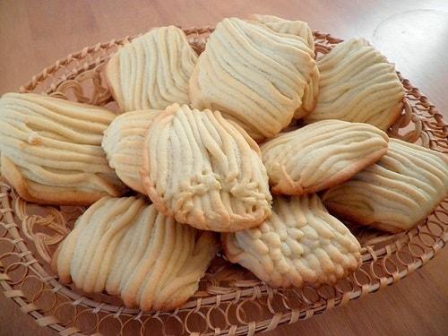 как испечь печенье на майонезе