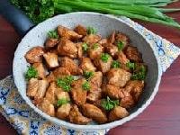 Как приготовить филе индейки на сковороде - вкусные рецепты