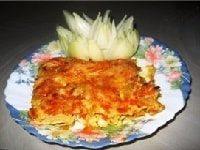 рецепт горбуши запеченной с луком и морковкой