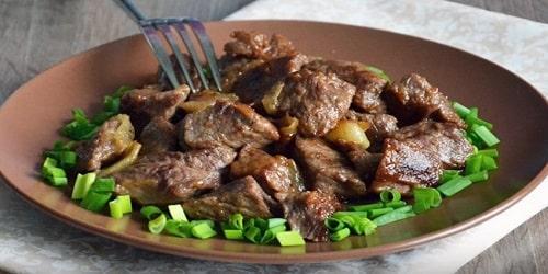 как приготовить говядину рецепты-