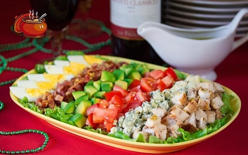 кобб салат рецепт