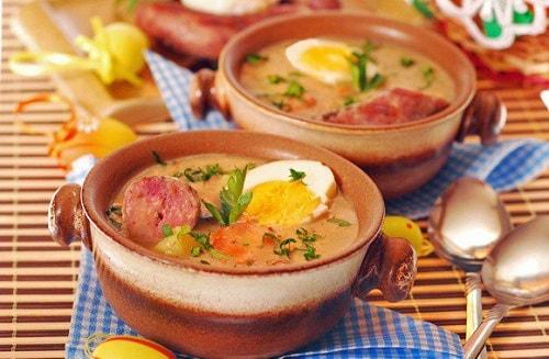как приготовить суп с колбасой