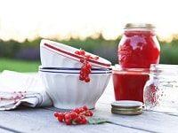 как сварить на зиму джем из красной смородины
