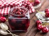 как сварить вишневое варенье с желатином