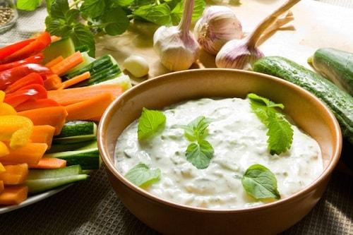 классический соус для шаурмы