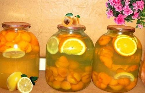 компот из абрикосов фанта