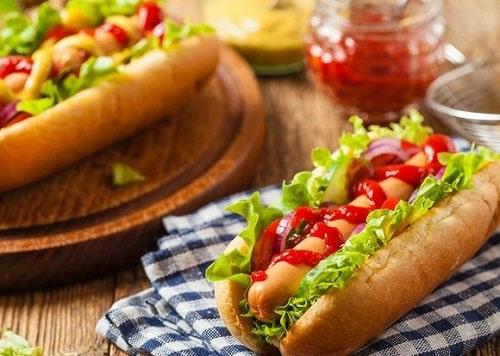 рецепт домашнего хот-дога