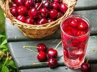 рецепт вишневого компота без стерилизации