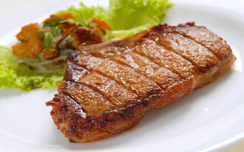 жареная свинина рецепты
