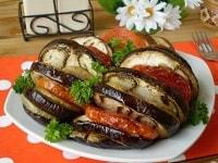 Баклажаны, жареные с чесноком на сковороде - лучшие рецепты