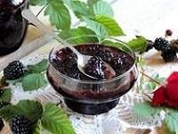 Варенье из ежевики на зиму - простые рецепты приготовления с малиной, лимоном, пятиминутки