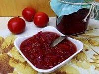 как варить варенье из помидоров