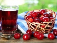 как заготовить вишневый сок на зиму