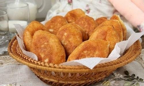 пирожки со щавелем рецепты