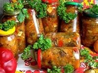 Салаты с фасолью на зиму - очень вкусные рецепты заготовок