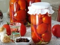 маринованные помидоры с перцем рецепты