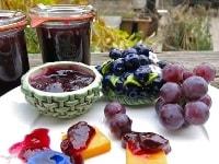 рецепты варенья из винограда изабелла
