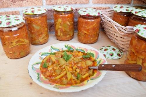 салат с фасолью рецепты