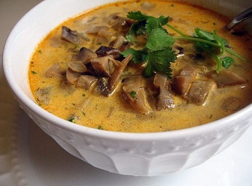 суп с волнушками