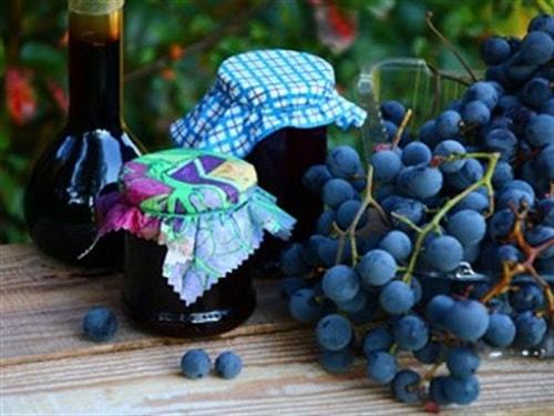 варенье из винограда изабелла на зиму