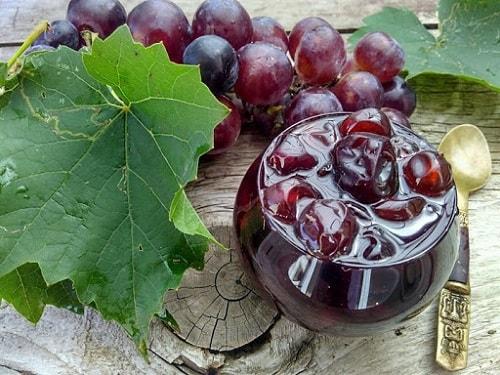 варенье из винограда изабелла рецепты