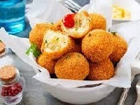 Аранчини - классические рецепты рисовых шариков с сыром, мясом